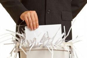 Прекращение юридического лица при банкротстве