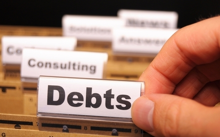 Списание дебиторской задолженности при банкротстве должника