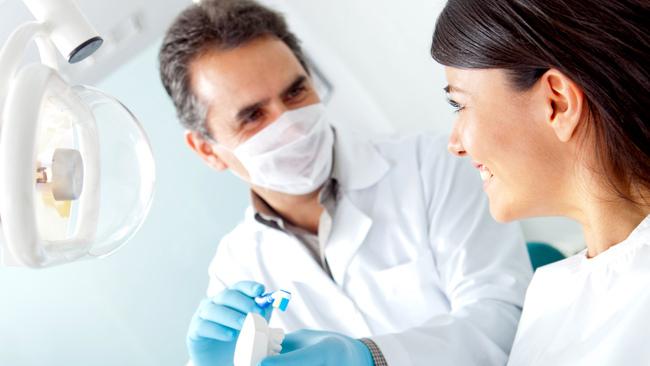 Судебный процесс со стоматологом