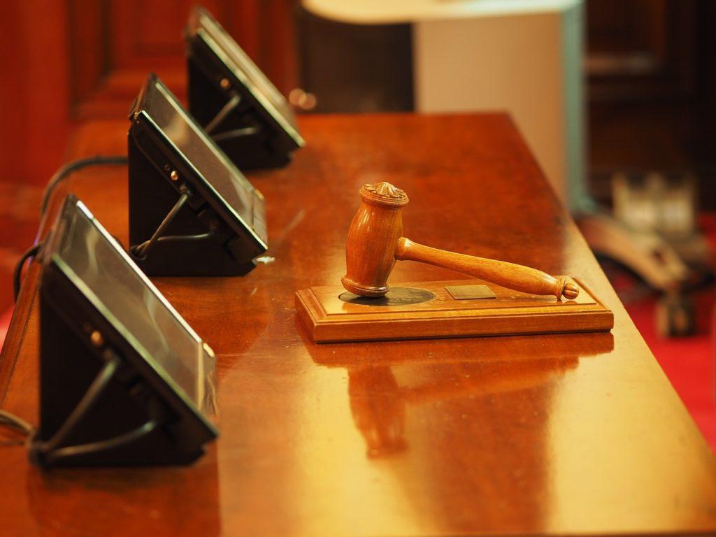 Судебные процессы с рестораном
