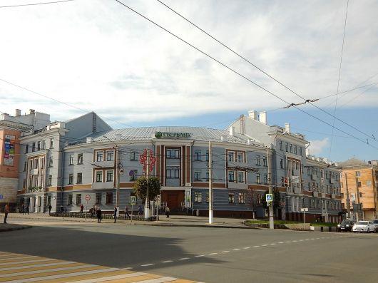 Офис в Чебоксарах